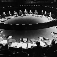 Dr. Strangelove: Setting a scene with light and shadow