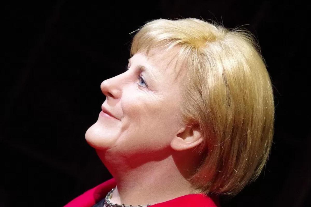 Angela Merkel is a global feminist icon who isn't feminist