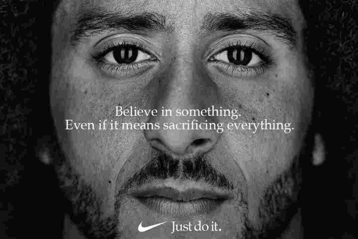 Nike isn't woke — it's smart