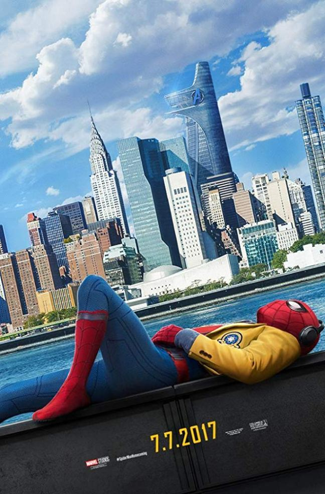 Spider-Man- Homecoming (2017)